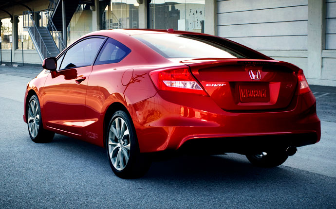 ... HONDA Civic Coupe Si (2012   2015) ...