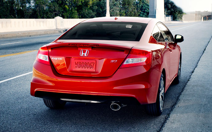HONDA Civic Coupe Si specs - 2012, 2013, 2014, 2015 - autoevolution