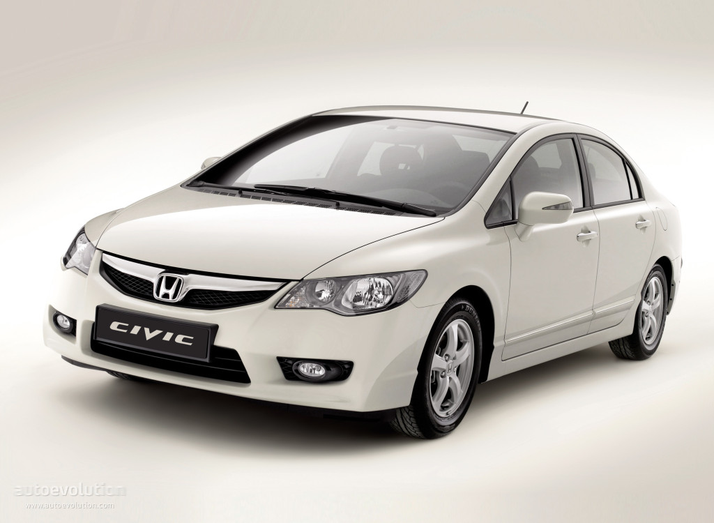 Good HONDA Civic Sedan (2008   2012) ...