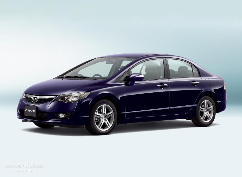 Honda Civic Sedan 2008 2009 2010 2011 2012