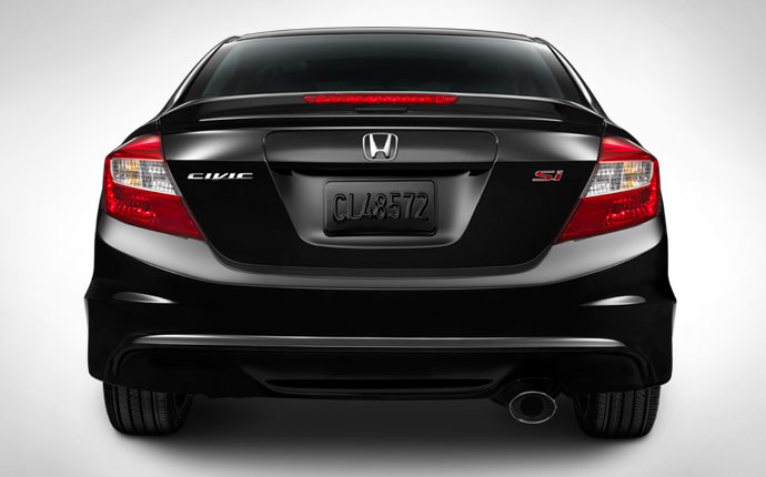 HONDA Civic Sedan Si specs & photos - 2012, 2013, 2014 ...