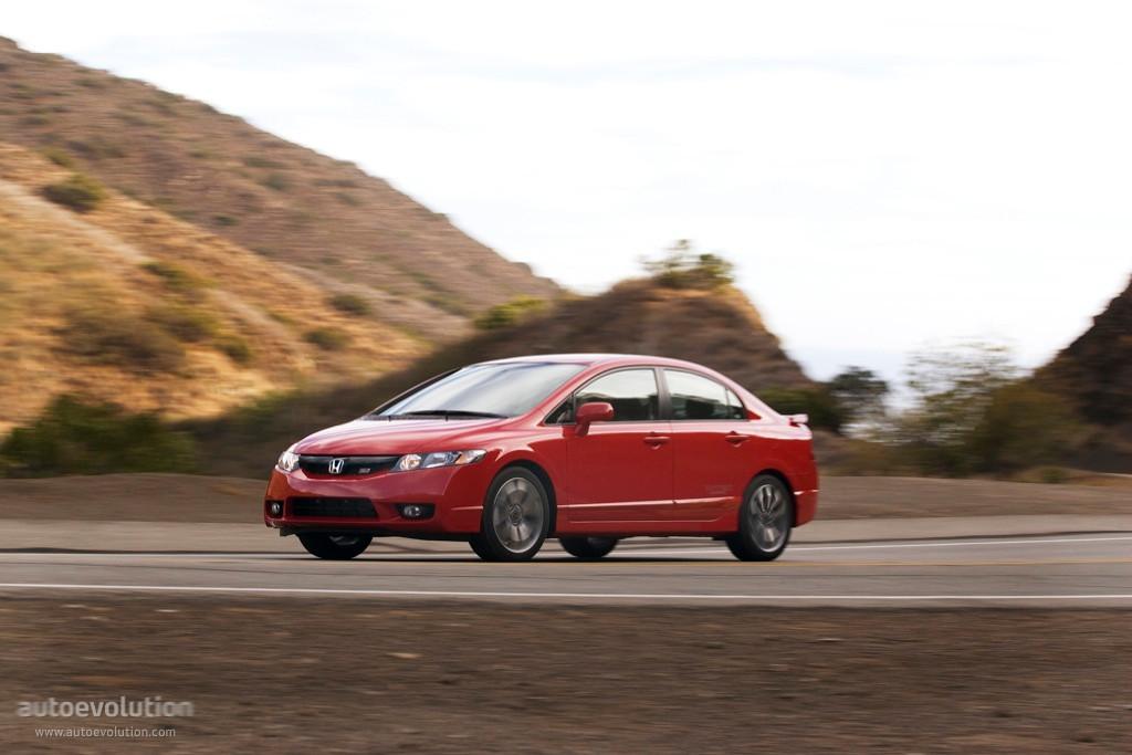... HONDA Civic Sedan Si US (2008   Present) ...