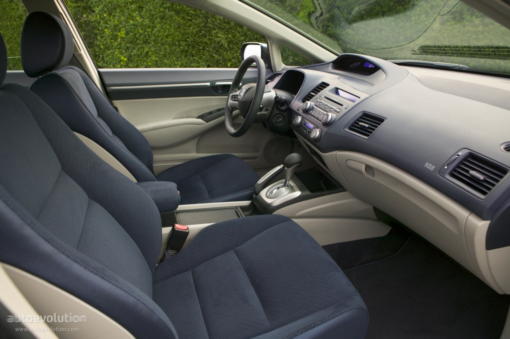 HONDA Civic Sedan US specs - 2005, 2006, 2007, 2008 - autoevolution