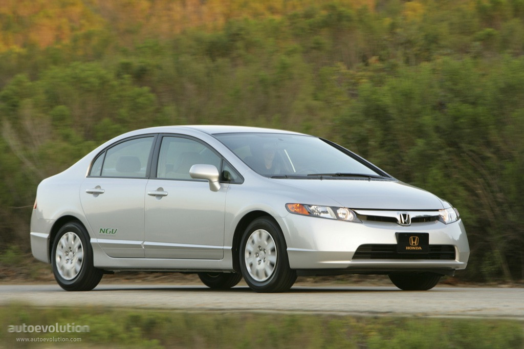 HONDA Civic Sedan US specs & photos - 2005, 2006, 2007, 2008 - autoevolution