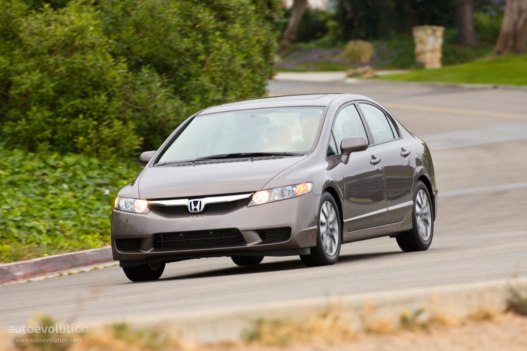 Honda Civic Sedan Us Specs Amp Photos 2008 2009 2010