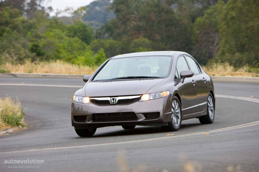 HONDA Civic Sedan US specs & photos - 2008, 2009, 2010, 2011