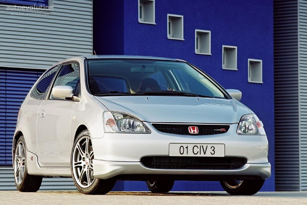 HONDA Civic Type-R specs - 2001, 2002, 2003, 2004, 2005 ...