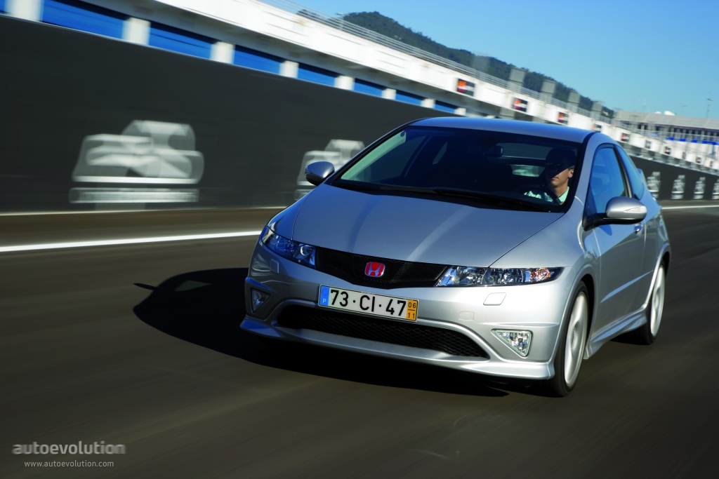 honda civic type  specs    autoevolution