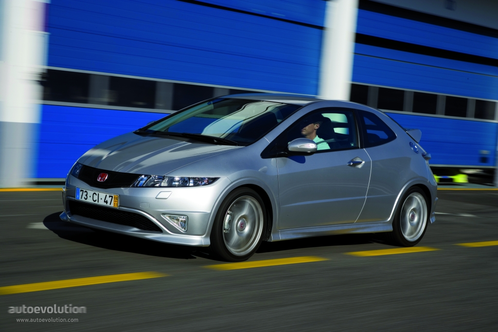 HONDA Civic Type-R specs - 2006, 2007 - autoevolution