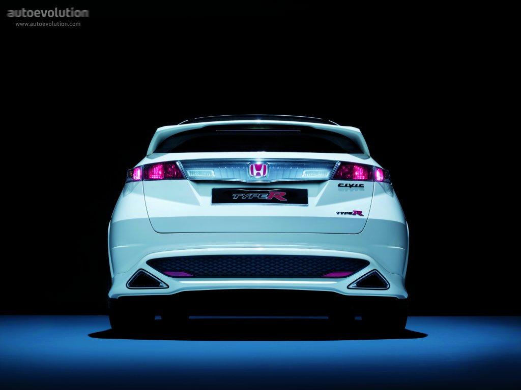 HONDA Civic Type-R specs & photos - 2008, 2009, 2010 ...