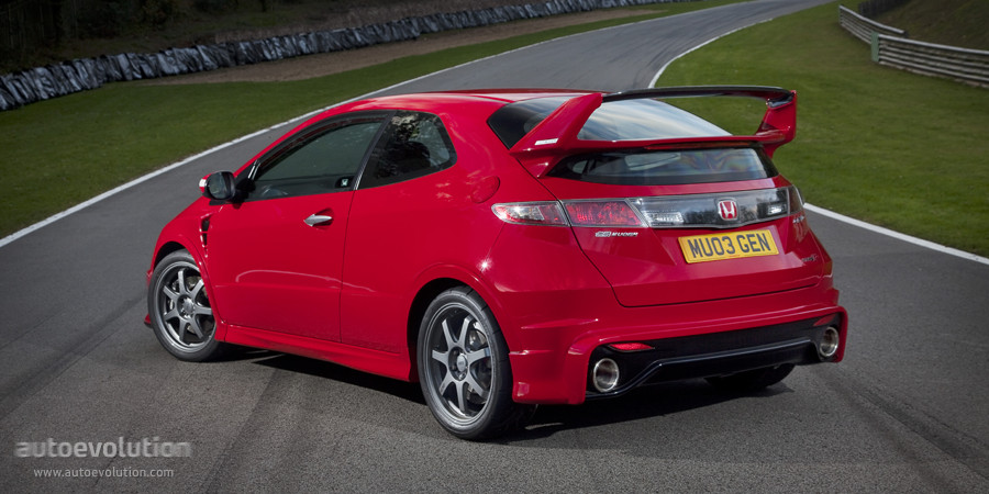 honda civic type r mugen specs 2009 2010 autoevolution. Black Bedroom Furniture Sets. Home Design Ideas