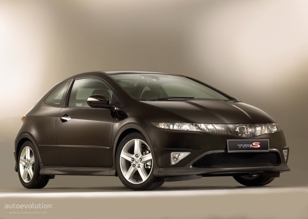 HONDA Civic Type S - 2005, 2006, 2007, 2008 - autoevolution
