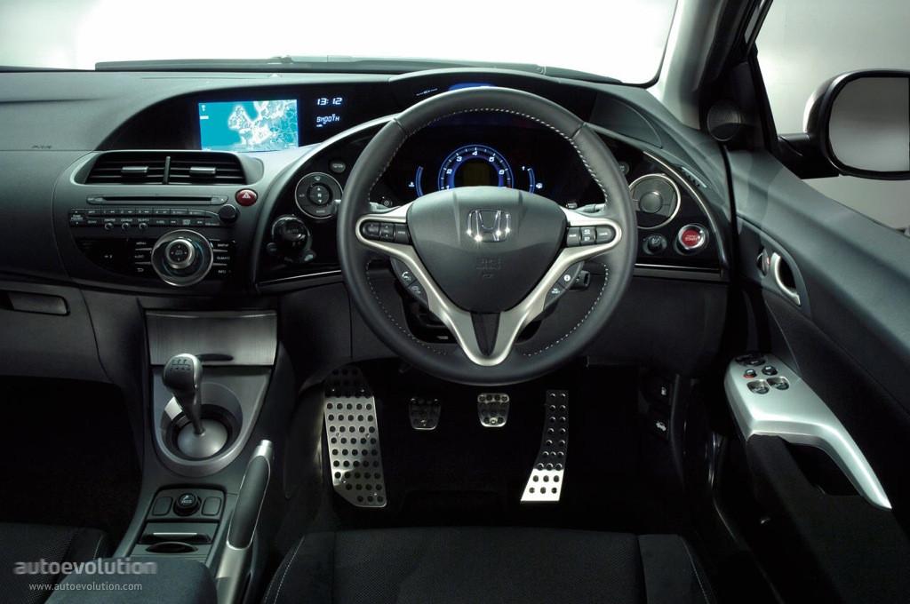 ... HONDA Civic Type S (2005   2008) ...