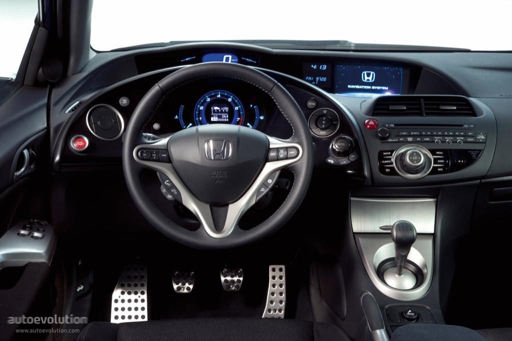Perfect ... HONDA Civic Type S (2005   2008)
