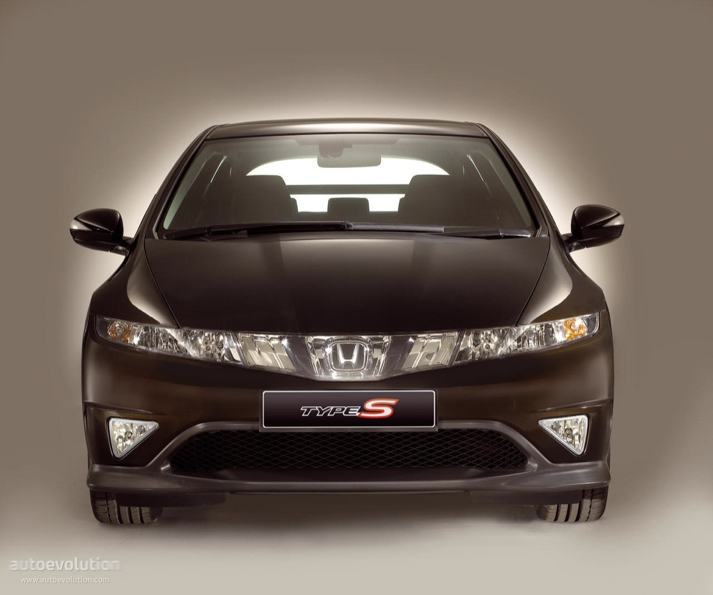 honda civic type s specs 2005 2006 2007 2008 autoevolution. Black Bedroom Furniture Sets. Home Design Ideas