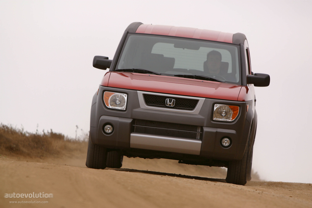 Honda Element Specs Photos 2003 2004 2005 2006 2007 2008
