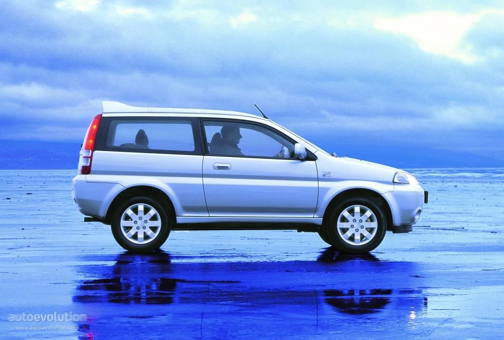 Honda hr v 3 doors specs 2001 2002 2003 2004 2005 for Door 1 2 or 3
