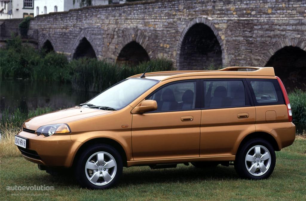 Honda Hr V 5 Doors Specs 1999 2000 2001 Autoevolution