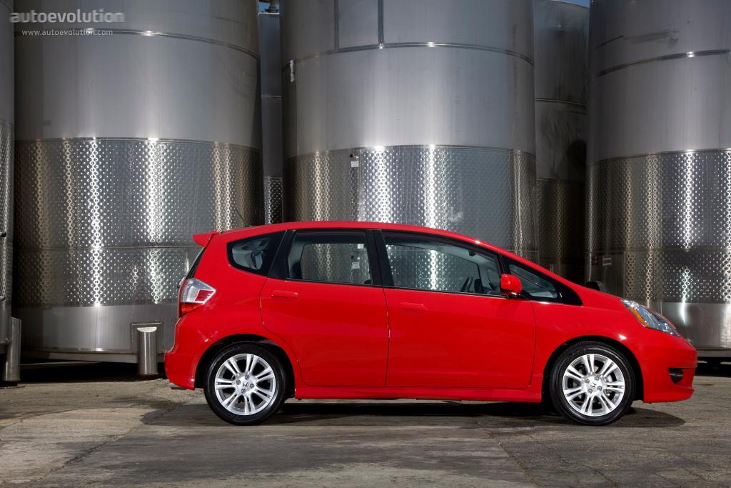 Honda Jazzfit Specs Photos 2008 2009 2010 2011 2012 2013