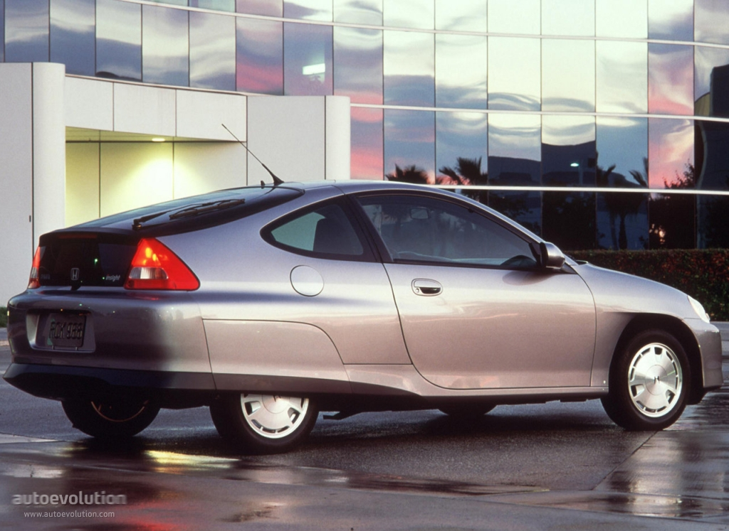 HONDA Insight specs & photos - 1999, 2000, 2001, 2002 ...