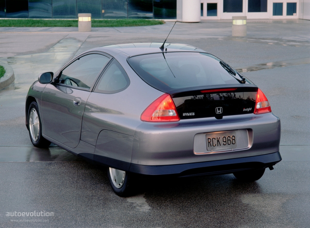 Honda insight specs 1999 2000 2001 2002 2003 2004 2005 2006 autoevolution