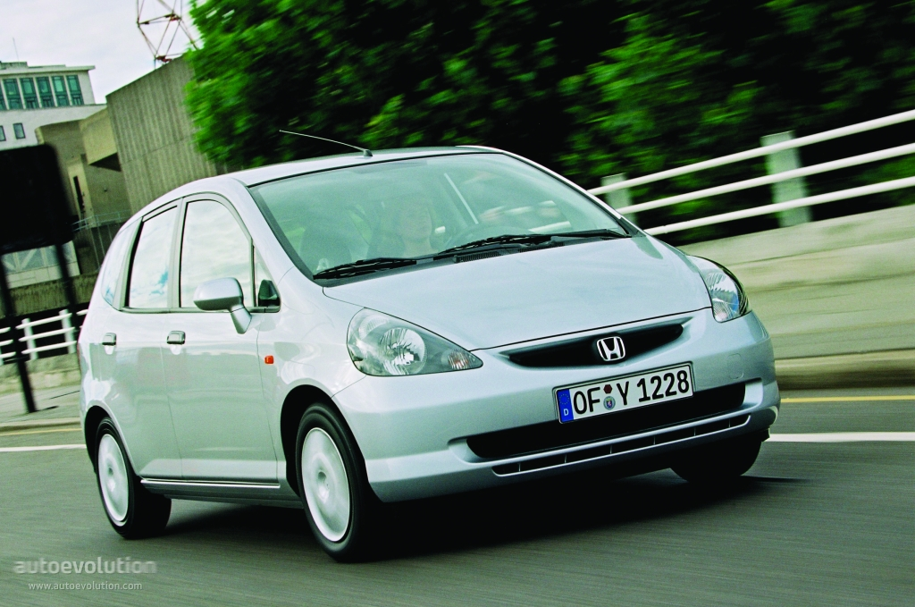 Honda Jazzfit Specs Photos 2002 2003 2004 Autoevolution