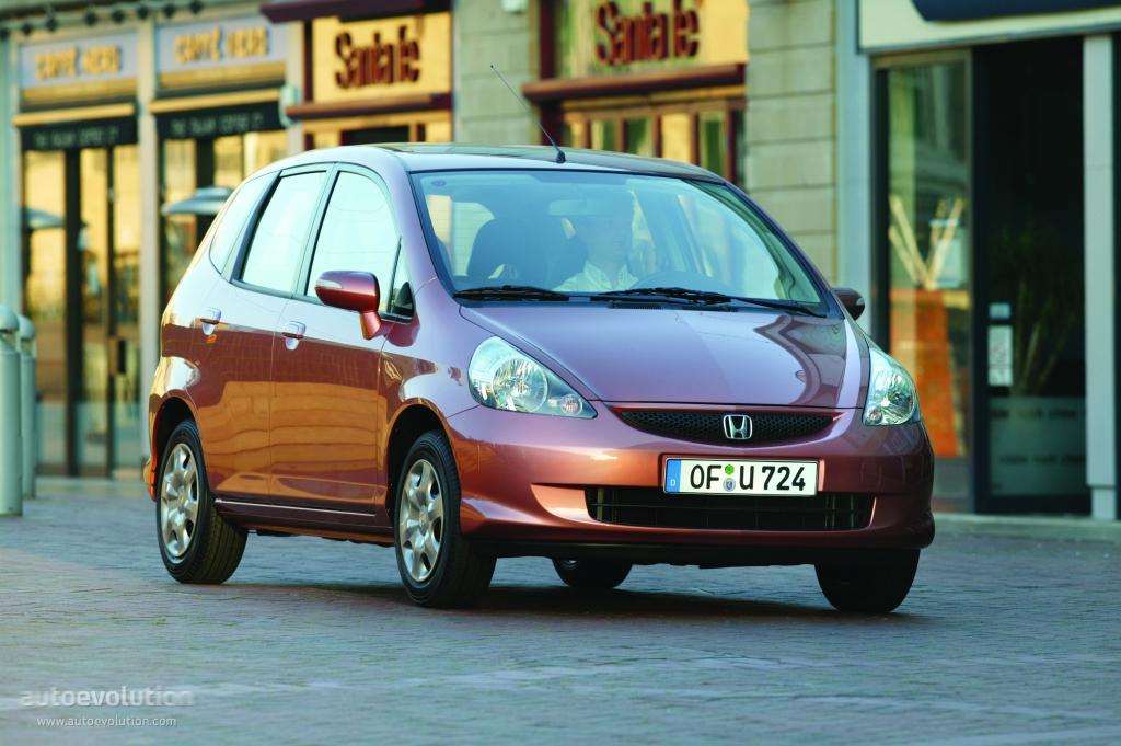 HONDA Jazz/Fit - 2004, 2005, 2006, 2007, 2008 - autoevolution