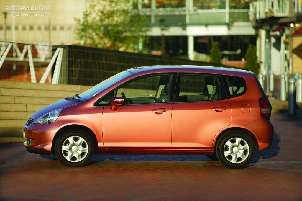 Honda Jazz Fit 2004 2005 2006 2007 2008 Autoevolution