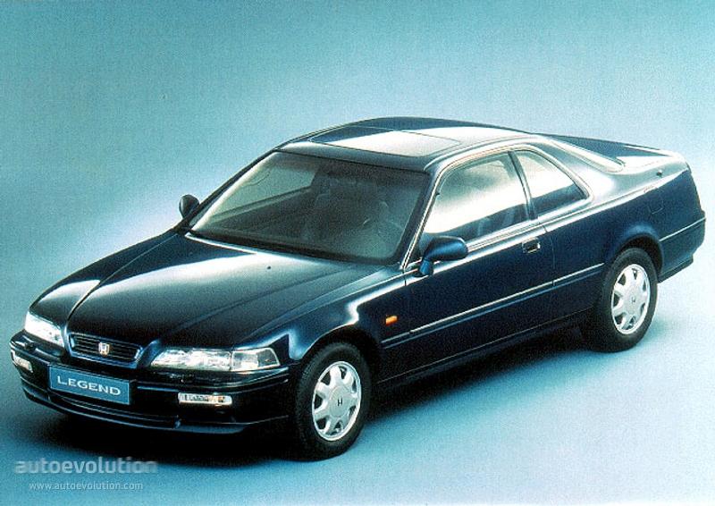 honda legend 1995: