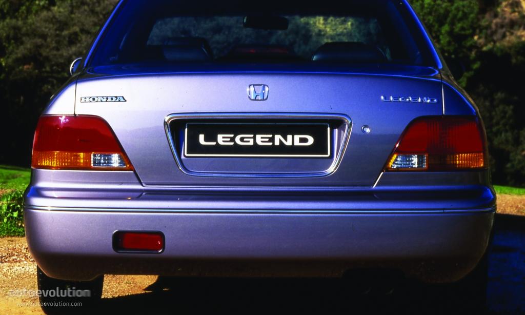 HONDA Legend Sedan specs - 1996, 1997, 1998, 1999, 2000 ...