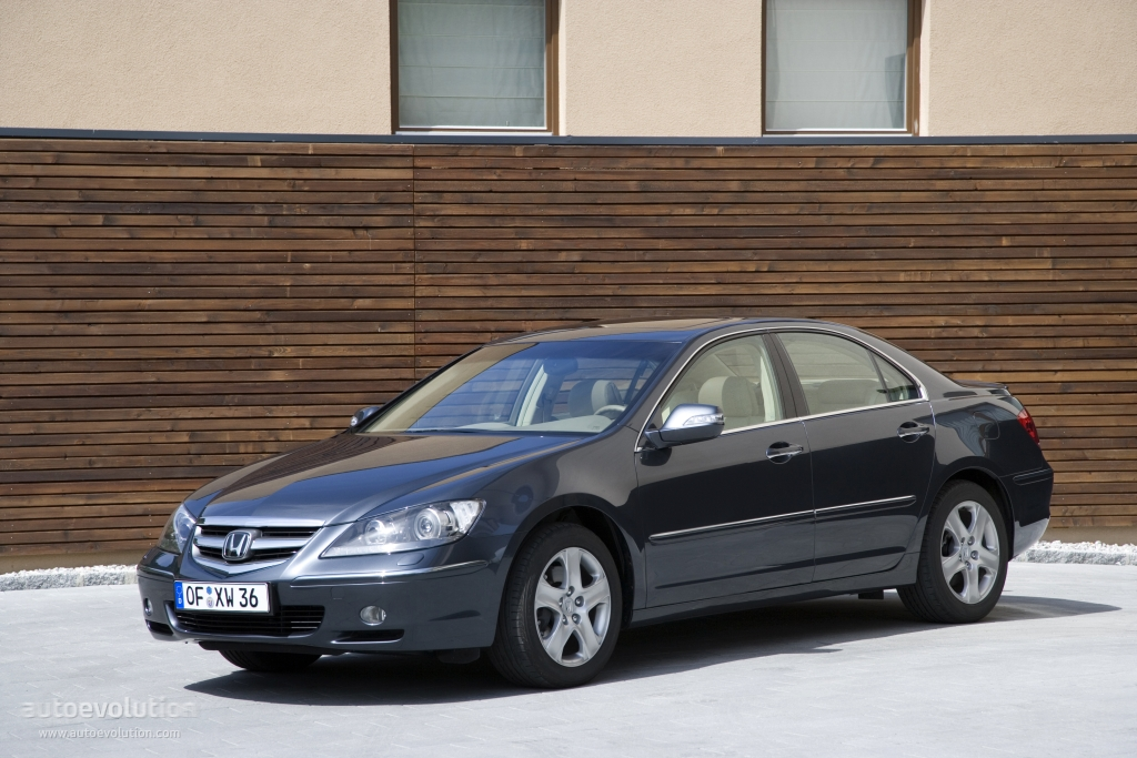 HONDA Legend Sedan specs & photos - 2006, 2007, 2008 ...