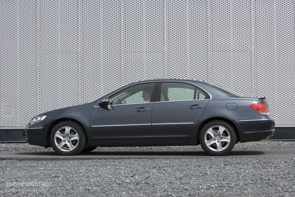 HONDA Legend Sedan specs - 2006, 2007, 2008, 2009, 2010 ...