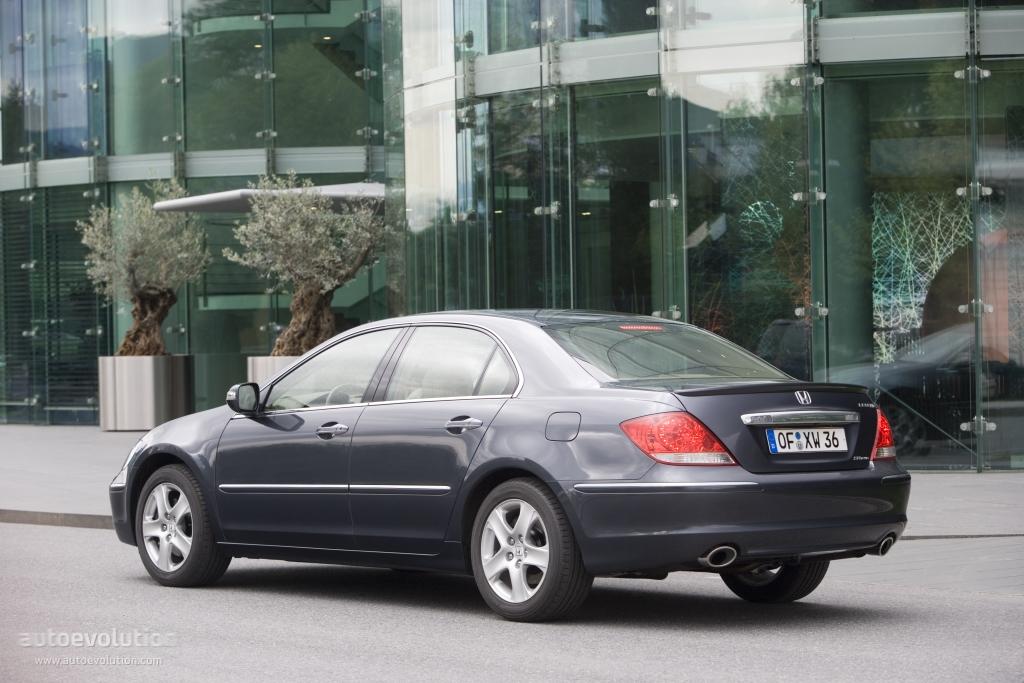 Honda Legend Sedan 2006 2007 2008 2009 2010 2011
