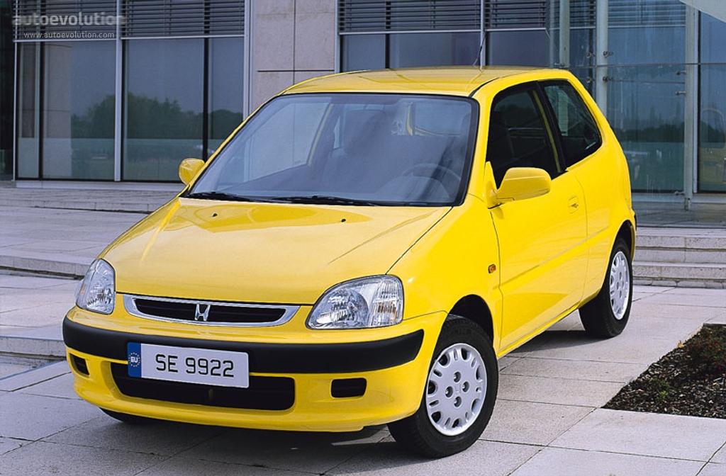 Honda Logo Fit 1996 1997 1998 1999 2000 2001