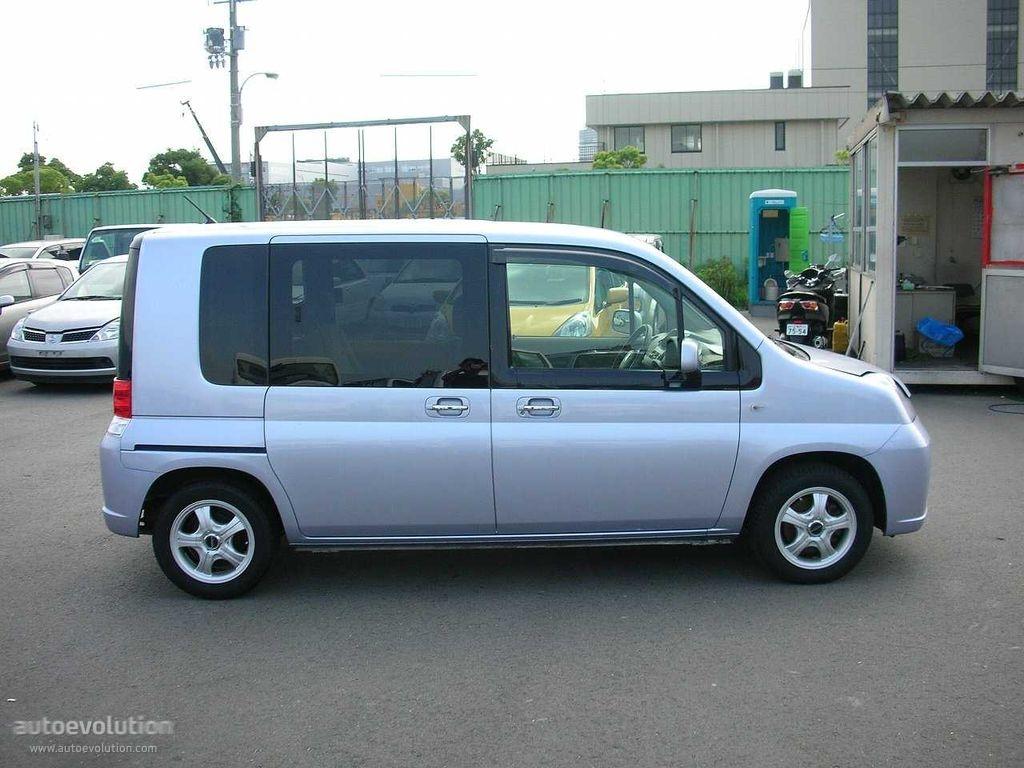Honda Mobilio Specs 2004 2005 2006 2007 2008 2009