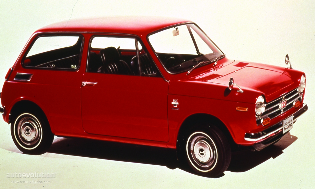 Honda Small Engine >> HONDA N360 specs - 1967, 1968, 1969, 1970, 1971, 1972 - autoevolution