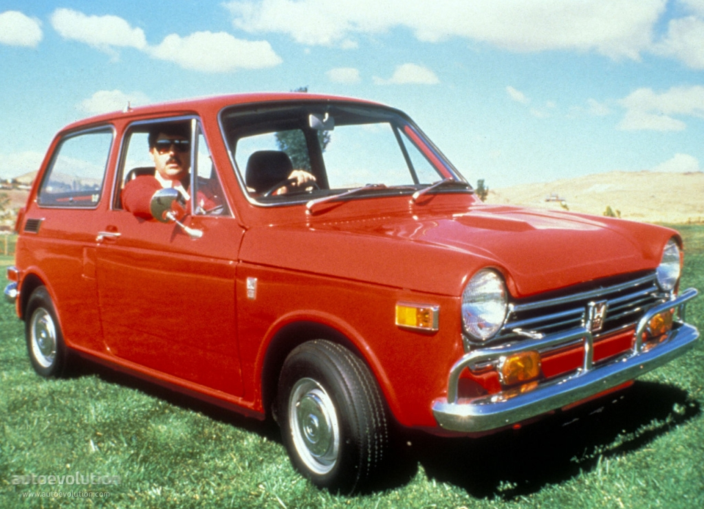 1969 honda civic