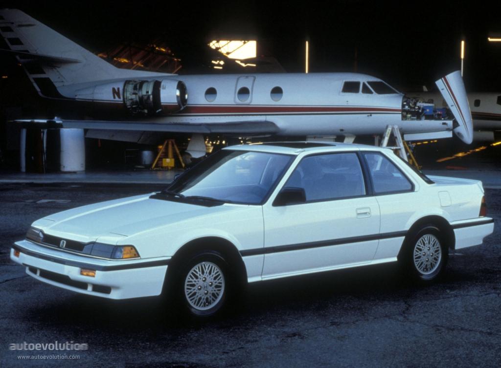 Honda Prelude 1983 1984 1985 1986 1987 Autoevolution