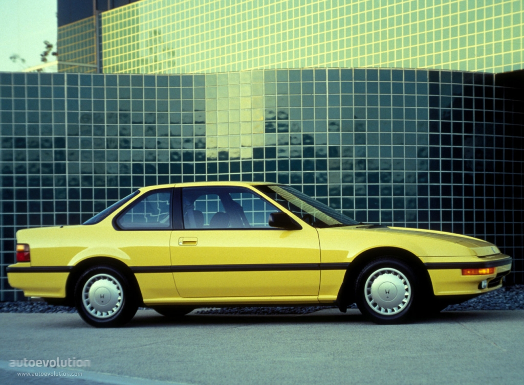 HONDA Prelude specs & photos - 1987, 1988, 1989, 1990, 1991, 1992 - autoevolution