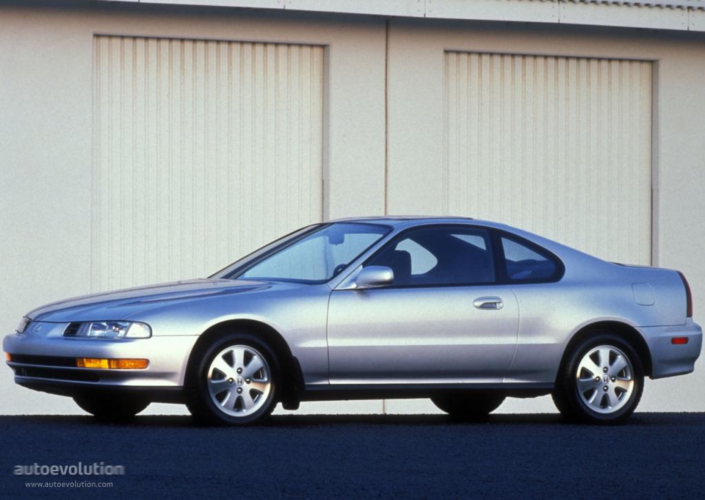 Honda Prelude Specs 1992 1993 1994 1995 1996