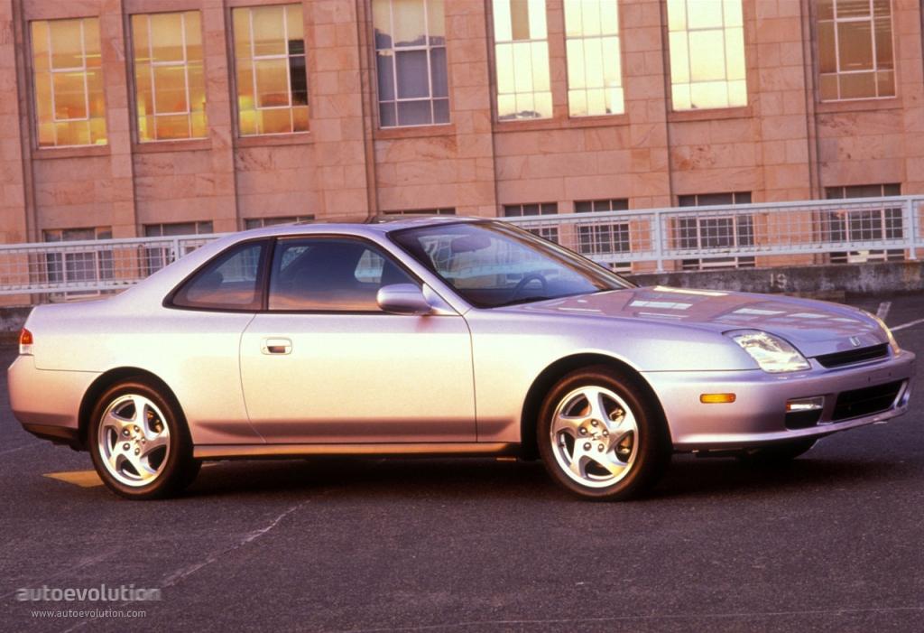 Honda Prelude Specs Amp Photos 1996 1997 1998 1999