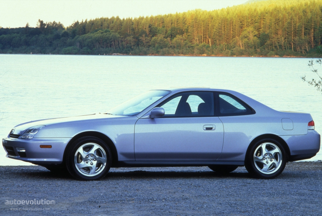 Honda Prelude Specs 1996 1997 1998 1999 2000 Autoevolution