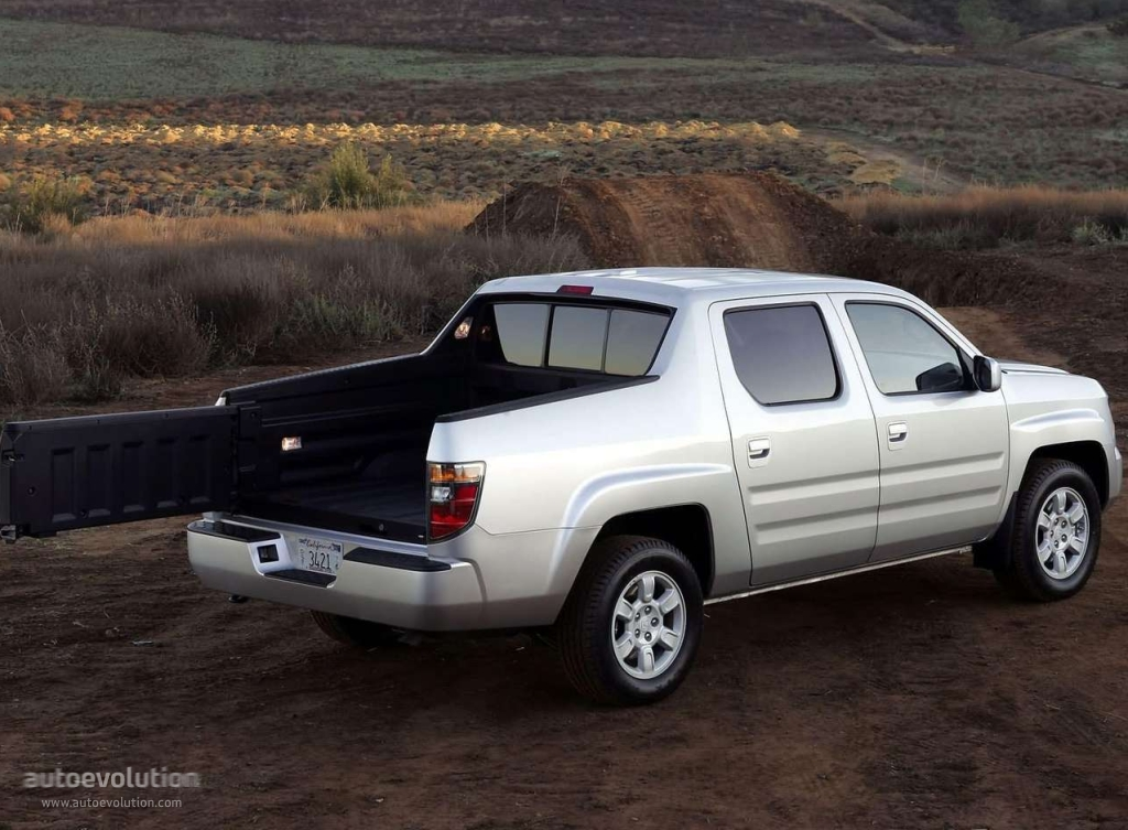 Honda Ridgeline Specs Photos    Autoevolution