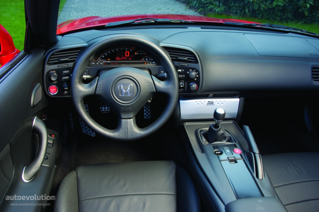 Honda S2000 1999 2000 2001 2002 2003 2004 2005 2006 2007 2008 2009 Autoevolution