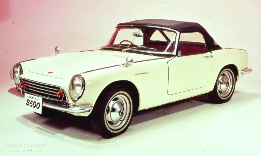 Honda S500 Specs 1963 1964 Autoevolution