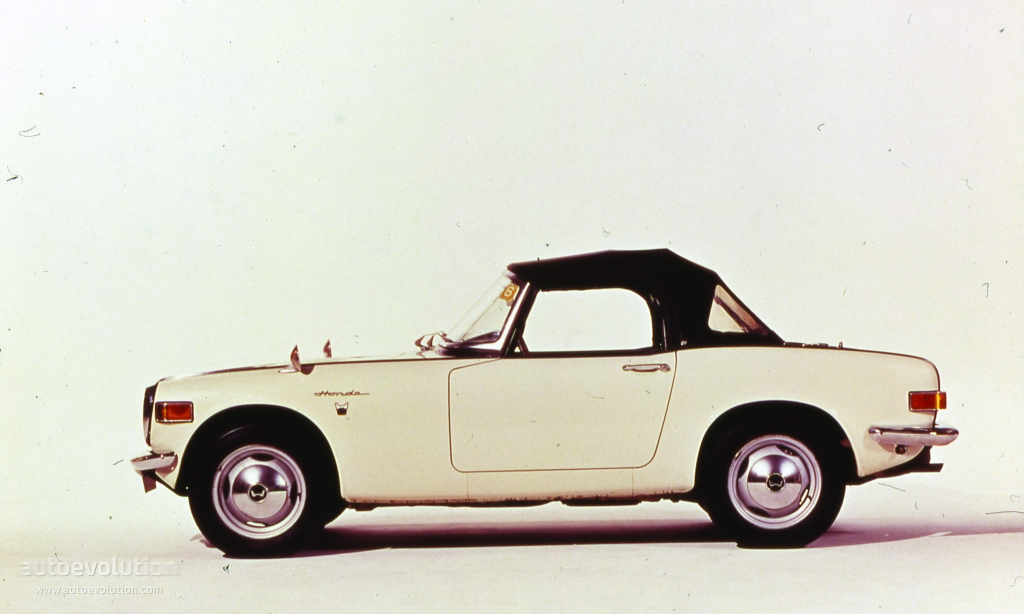 Where Are Hondas Made >> HONDA S800 specs & photos - 1966, 1967, 1968, 1969, 1970 - autoevolution