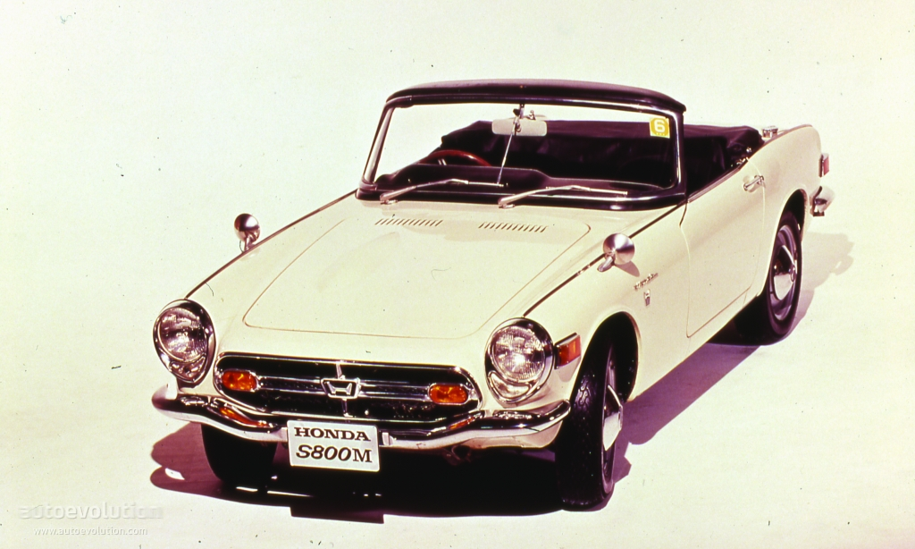HONDA S800 specs & photos - 1966, 1967, 1968, 1969, 1970 - autoevolution