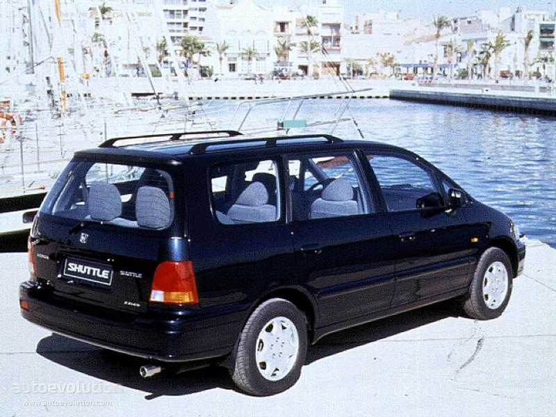 HONDA Shuttle - 1995, 1996, 1997, 1998 - autoevolution