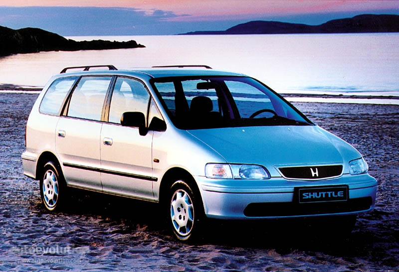Honda Shuttle Specs Amp Photos 1998 1999 2000 2001