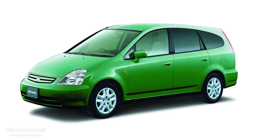 HONDA Stream specs & photos - 2000, 2001, 2002, 2003 - autoevolution